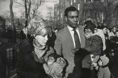 Central Park Zoo, NY, 1967.Photo by Garry Winogrand