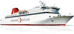 Destination Gotland Färja