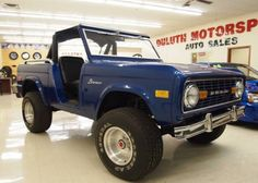 ford bronco for sale   1976 Ford Bronco for Sale in Duluth, Minnesota Classified ...