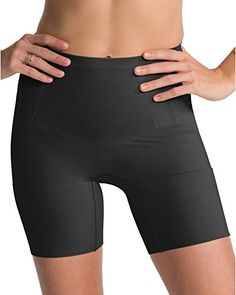 868160d9bb OnCore Firm Control Mid-Thigh Shaper at Amazon Women s Clothing store