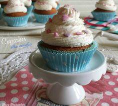 Cupcakes alla vaniglia classiche, ricetta base