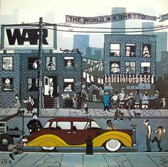 War - The World is a Ghetto (1973)