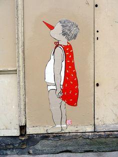 Ella et Pitr, Paris