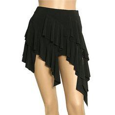 Ballroom Dress Dance Costumes Dance Latin Modern Exercise Mini Skirt KH 209   eBay