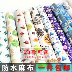 Cat wife cloth fabric bag shoes tablecloth insulation pad cloth waterproof linen - Taobao