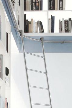 Mwe Sl.6080 Vario Sliding Ladder System