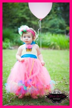 Birthday Tutu Dress Diy Ideas Baby Dresses Tulle