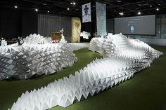 'MonsterScape' Exhibit / Hannat Architects