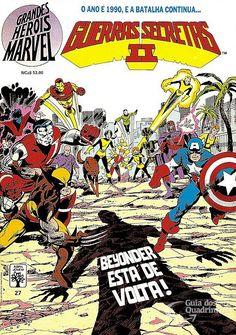 Grandes Heróis Marvel 1ª Série - n° 27/Abril | Guia dos Quadrinhos