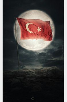 Turkish Flag Wallpaper by kadlera - 14 - Free on ZEDGE™ Wallpaper S8, Natur Wallpaper, Galaxy Wallpaper, Mobile Wallpaper, Sunset Wallpaper, Wallpaper Ideas, Turkey Flag, Sufi, Illustrations And Posters