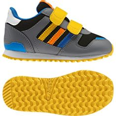 adidas Originals adidas ZX 700 CF I Babyschuhe Jungen grau G95289