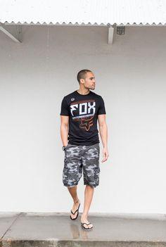 Fox Remarble T-Shirt - Men's Shirts | Buckle