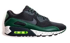 Nike Air Max 90 EM Black/Green-Neon