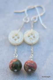 earrings beads - Поиск в Google