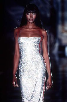 Versace Fall 1995 Couture