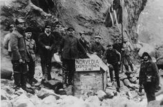 Expédition norvégienne qui annexa l'île Bouvet en 1927 - Île Bouvet — Wikipédia