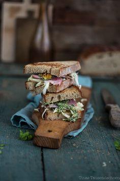 Im Kochtopf wird's badisch! Badisches Schäufele Sandwich