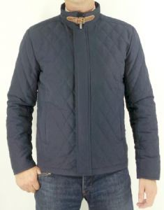 Remus Uomo Willis Navy Quilted Jacket £120 with FREE UK delivery #RemusUomo #Mens #Fashion
