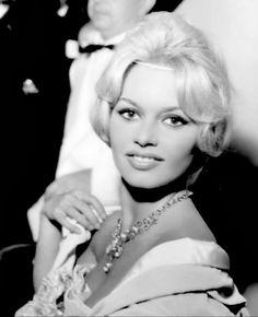 Brigitte Bardot in 1958.
