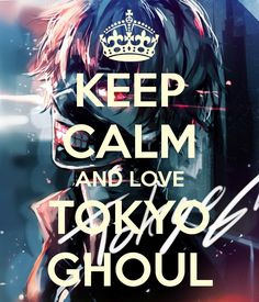 LOVING TOKYO GHOUL MEANS YOU CAN'T BE CALM BECAUSE THE CHILDREN ARE ALWAYS IN DANGER