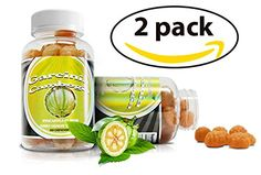 Garcinia Cambogia Gummies (Pack of 2) -- Trust me, this is great! Click the image. : Weight Management