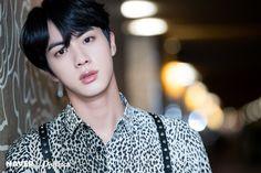 Dispatch x Jin BTS