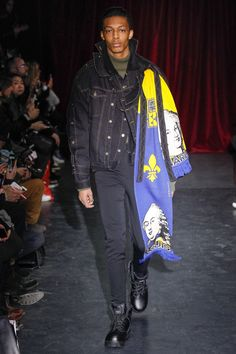 Y/Project Fall 2017 Menswear Collection Photos - Vogue