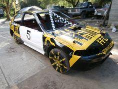 i've seen better Weird Cars, Crazy Cars, Demolition Derby Cars, Country Girls, Destruction, Farmers, Cities, Sport, Fun