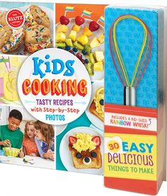 Klutz Kid s Cooking - The Granville Island Toy Company a37afc9ee88d
