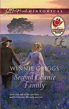 Second Chance Family by Winnie Griggs