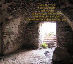 The tomb is empty...He is risen!