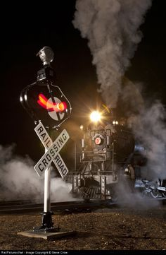 February 14th, 2014. Nevada Northern Railway's 2014 Winter Steam Spectacular second night photo shoot revisits the newly restored Western Ra…