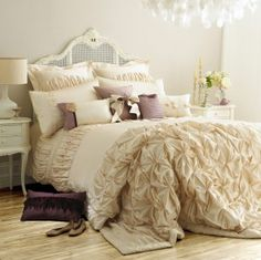 After becoming a nurse, sleep became my new favorite thing. This bed is definitely my style!
