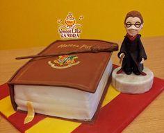 Torta Harry Potter - Harry Potter Cake