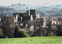 Middleham Castle - I feel no greater peace than when visiting Middleham - the favoured home of King Richard III.