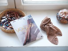 Vogue Run Resistant 15 den. Materiaali on kehittetty estämään silmäpakoja. - muotimielessa.com