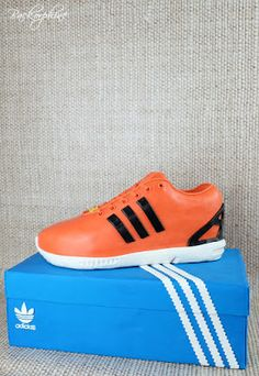 newest collection 00591 b32df adidas ZX Flux cake