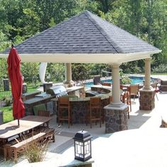 Pool Outdoor Kitchens