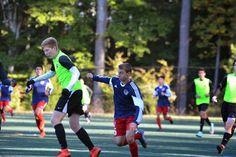 Team America 96 (TAFC96) vs BFC Barca 96 Elite (NCSL U18/U19 Division 1, October 5, 2014) - Noah Zorzi #5