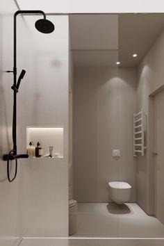 Bathroom Design Small, Bathroom Interior Design, Modern Bathroom, Interior Modern, Interior Architecture, Interior Decorating, Wc Design, Bungalow House Design, Home Room Design