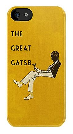The Great Gatsby iPhone 5 Case