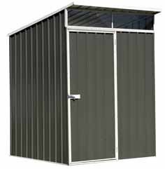 Are you looking for an architecturally designed, compact but still functional garden shed? Look no further than the new addition to our Daylite range, the 'Daylite Euro'. This garden shed not only looks good but will provide a secure space for your garden tools or other outdoor items.