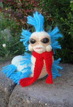 Labyrinth Worm. Allo!