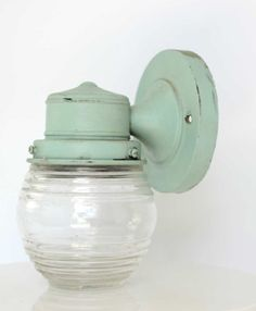 Vintage-Nautical-Cottage-Beach-Industrial Light