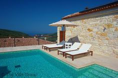 Villa 52211: 2 bedroom Villa located in the beautiful town of Parga | HomeAway