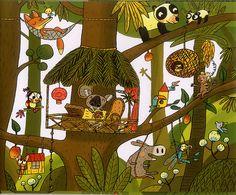 Benjamin Chaud.  http://www.lamaisonestencarton.com/?ig=199&id=71&PHPSESSID=ad44a12acb22dde7e1b6fffbbb796dc2