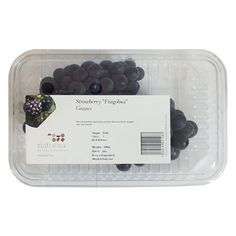 """Natoora Strawberry """"Fragolina"""" Grapes (270 RUB) ❤ liked on Polyvore featuring fillers, food, food and drink, other and comida"""