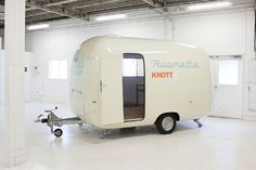 The Roomette trailer from Japan