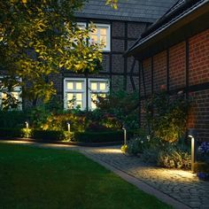 LED garden and pathway luminaires · BEGA