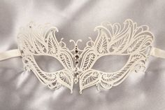 Gallery For > White Masquerade Masks For Women